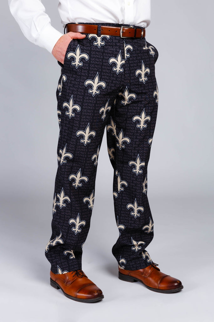 The New Orleans Saints | Nfl Louisiana Gameday Pants