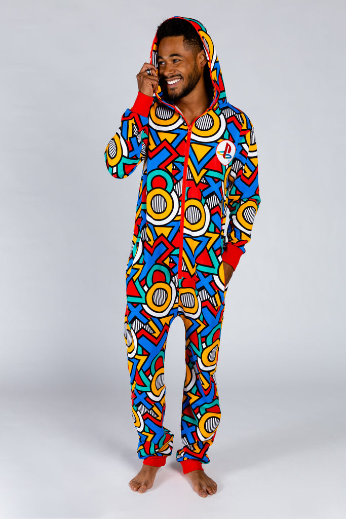 The Button Masher | Onesie Inspired By Playstation
