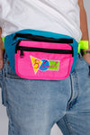 Saved by the fanny pack