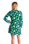 Ladies St. Patrick's day dress