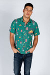 Aaron Rodgers Hawaiian Shirt