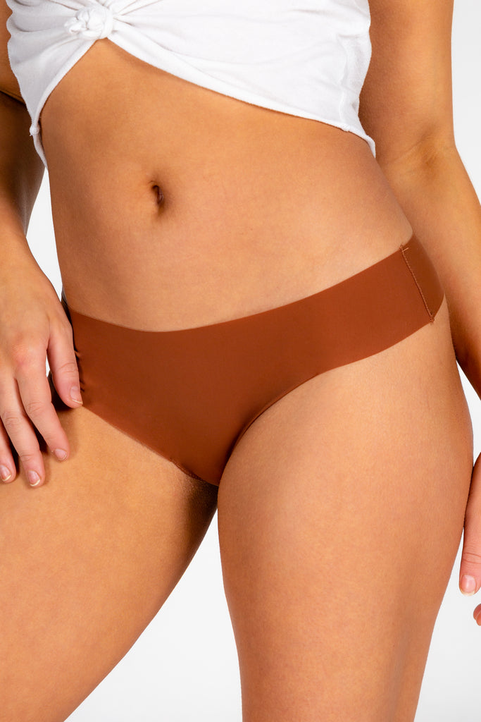 The Shea Butter | Nude Seamless Thong