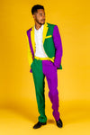 Colorful Rave Suit for Men