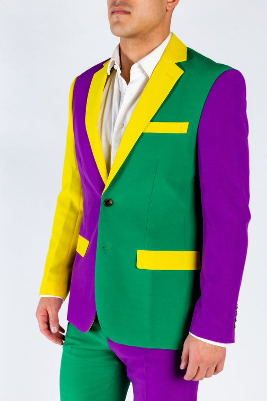 Bourbon Street Parade Dress Suit