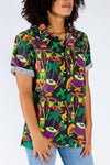 Gutter Gumbo Mardi Gras shirt for women
