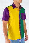Party shirt for Mardi Gras