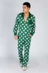 St. Patrick's Day Shamrock Flight Suit
