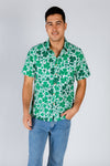 Shamrock Hawaiian Shirt