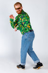 Leprechaun shirt for men