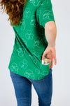 Women's St. Patrick's Day Party Shirt
