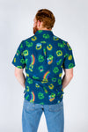 St. Patrick's Day Neon party shirt