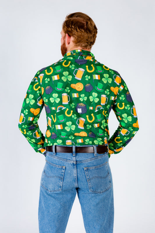 Unisex st. patty's shirt