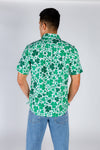 Shamrock Button Up Shirt