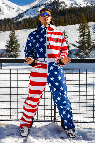3af33a16a9 The Revere 2.0 USA Custom Men s Ski Suit
