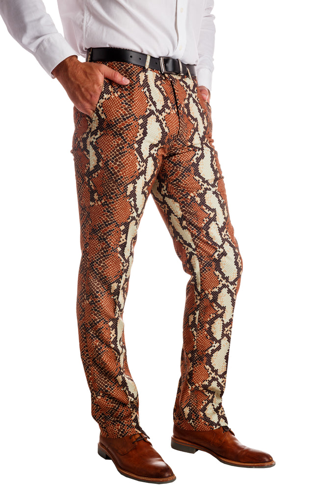 Rattlesnake Party Pants