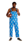 Mens New England Patriots NFL Overalls