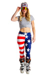 USA Womens Ski Pants