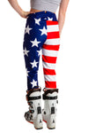 Stars and Stripes Ski Pants