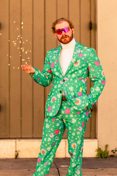 8402351f9 ... the Charms St. Patrick's Day Blazer | Limited Edition. Men's lucky  charms suit