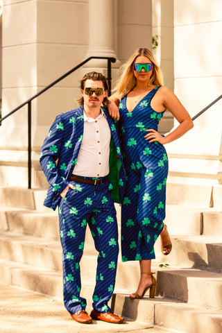 01628d3e2 Men's St. Patrick's Day Suits, Jackets, & Clothing by Shinesty