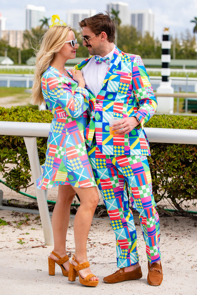 The Kentucky Secretariat | Derby Flag Blazer