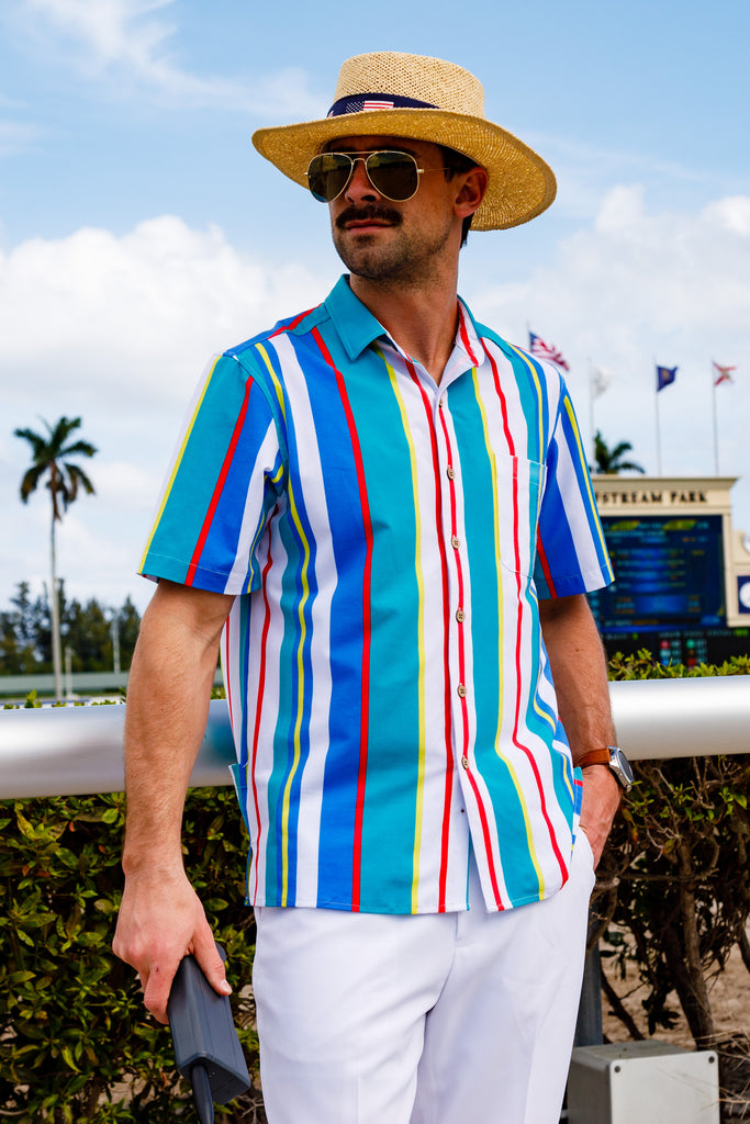 The Pablo | Derby Hawaiian Shirt