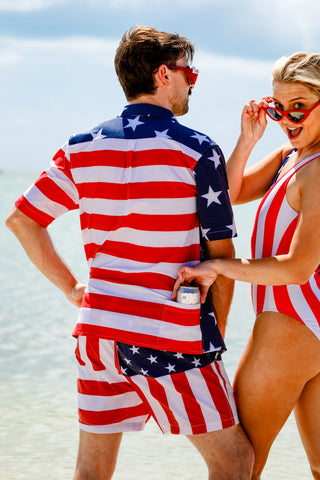 5541011223 The Most Patriotic American Flag Clothing & USA Outfits on Earth
