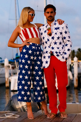 66dbf05c The Most Patriotic American Flag Clothing & USA Outfits on Earth