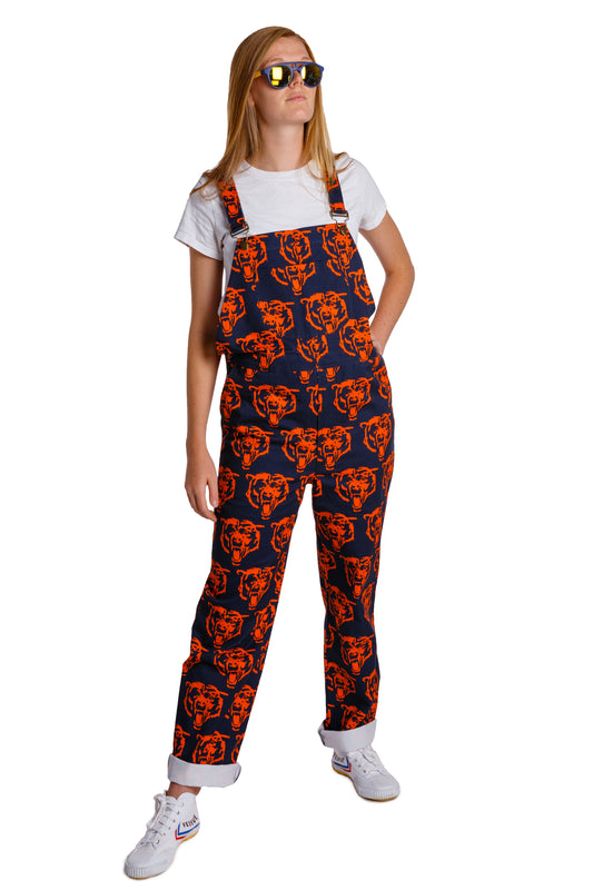 f2b12ac6 The Chicago Bears | Ladies NFL Overalls | Pre-Order | Delivery September  2019