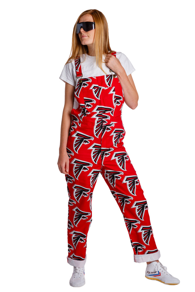 The Atlanta Falcons | Ladies Unisex NFL Overalls