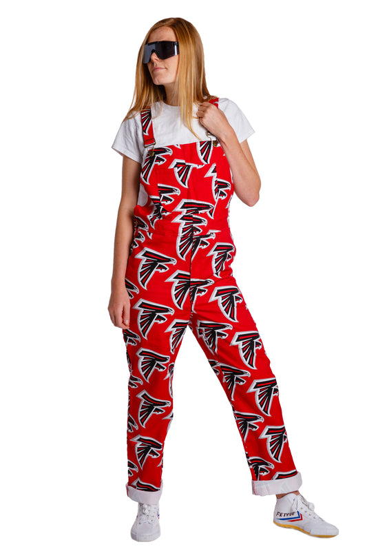 Atlanta Falcons Women's Overalls