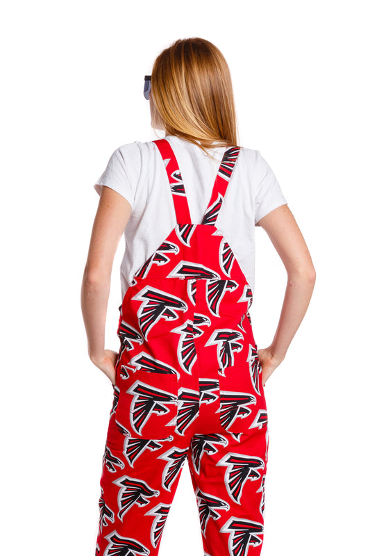 Falcons overalls womens