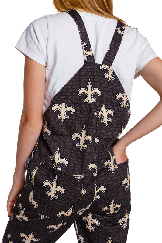 Ladies saints overalls with 5 pockets