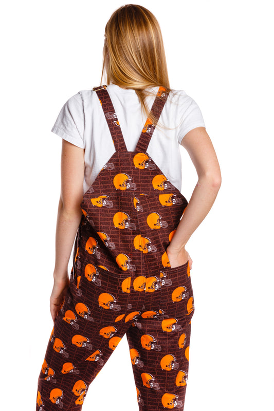 f424a687 The Cleveland Browns   Ladies NFL Overalls   Pre-Order   Delivery September  2019