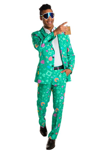 d726382e9 THE LUCK OF THE CHARMS ST. PATRICK'S DAY BLAZER | LIMITED EDITION