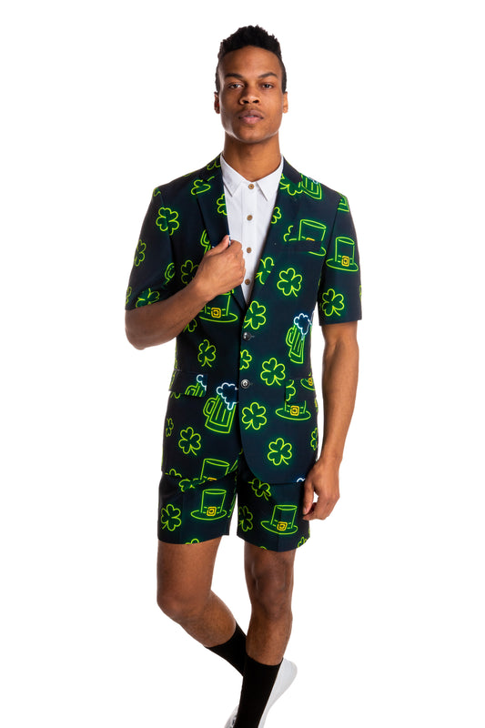 st. paddy's day suit