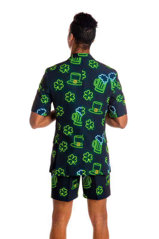 st. paddy's day short suit