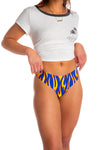 The All American | Mascot Boxer & Flames Thong Pack