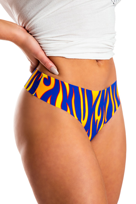 Welcome to flavortown seamless thong