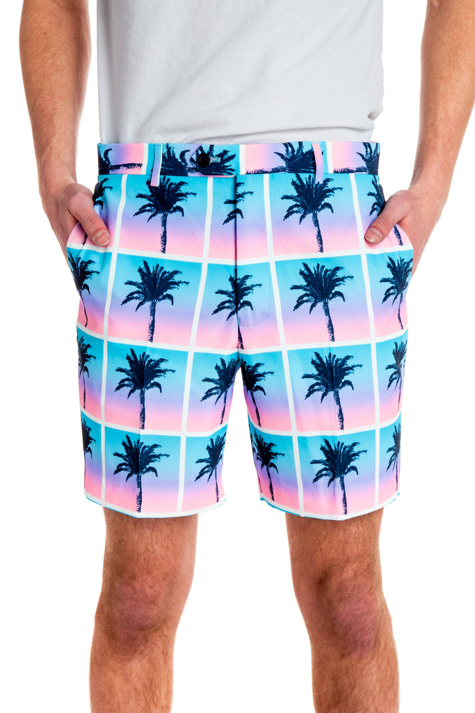 The Miami Nights | Suit Shorts