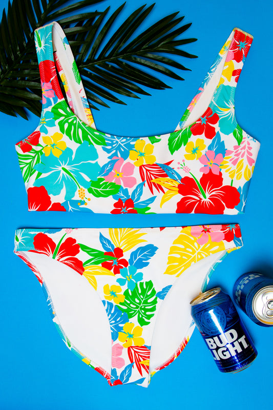 hawaiian bikini for women
