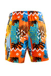 orange swimsuit for men