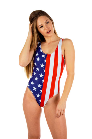 573eca7732 American Flag   Patriotic Clothing For Women by Shinesty