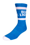 Bud Light Crew Socks