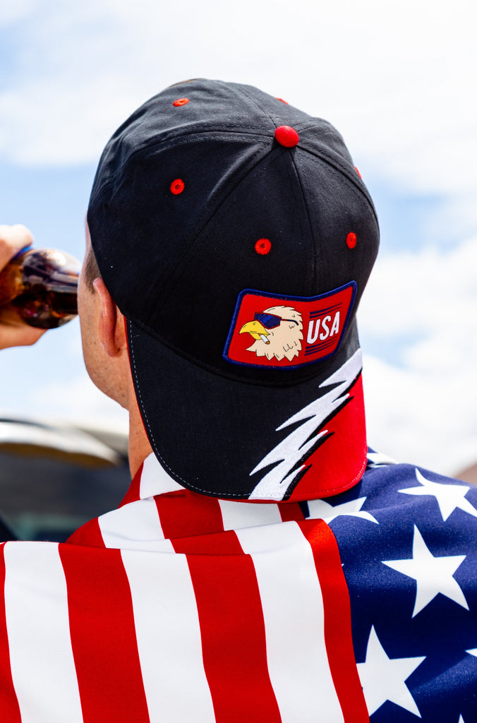 Ode To Smokey | Eagle USA Patch Hat