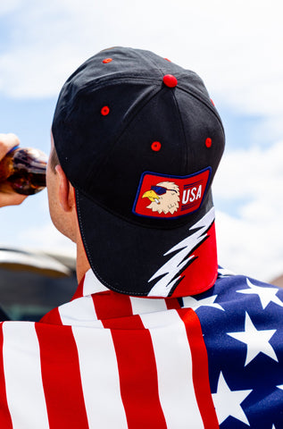 The Most Patriotic American Flag Clothing & USA Outfits on Earth