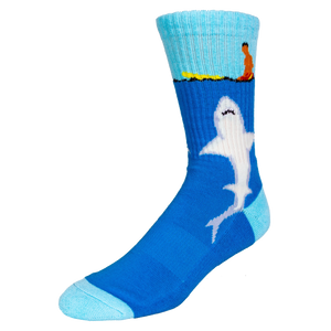 FREE Shark Socks