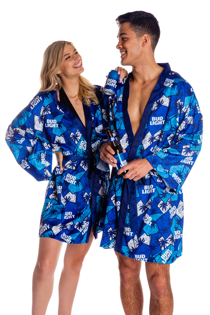 The Macro Brew Monarch | Mens Bud Light Kimono
