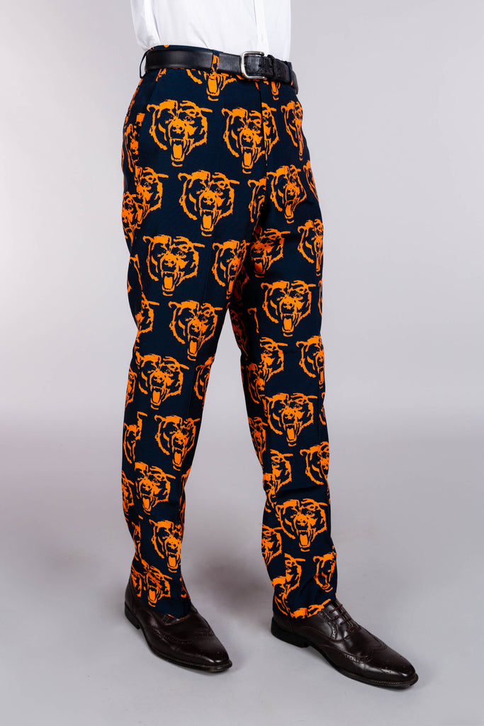 The Chicago Bears | Nfl Illinois Gameday Pants