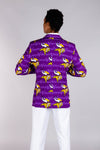 Minnesota vikings blazers for men